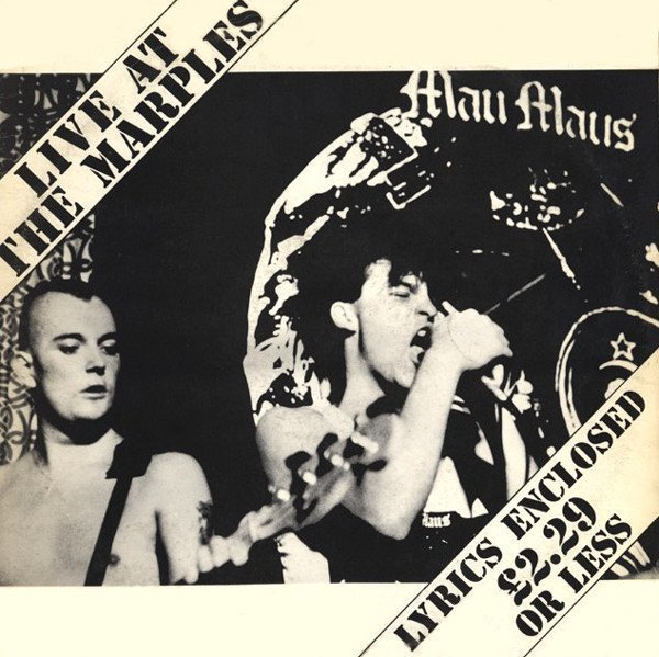Maus Maus - Live At The Marples