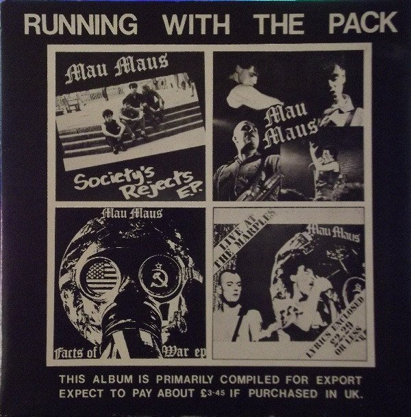 Maus Maus - Running With The Pack