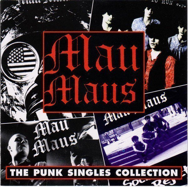Maus Maus - The Punk Singles Collection