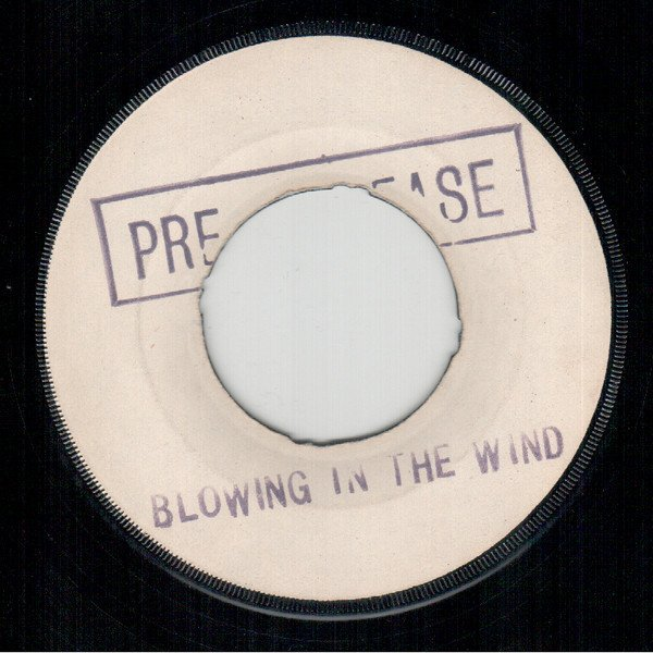 Max Romeo - Blowing In The Wind / Reggay In The Wind