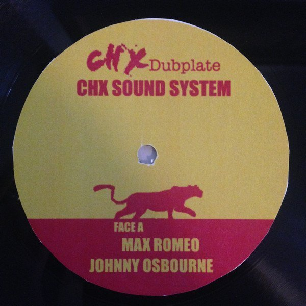 Max Romeo - Chase the devil / Line Up / Automatic / No Problem