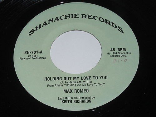 Max Romeo - Holding Out My Love To You / No Loafing