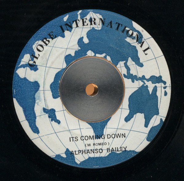 Max Romeo - Its Coming Down / When I Grow Old