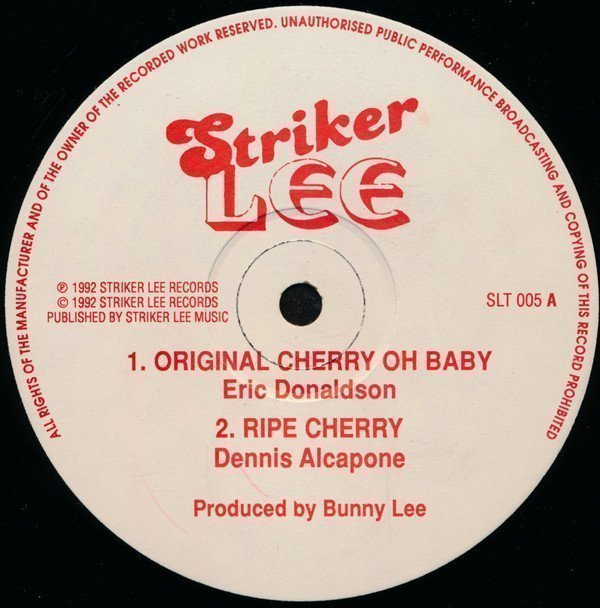 Max Romeo - Original Cherry Oh Baby / Ripe Cherry / Two Faced People / The Best Version