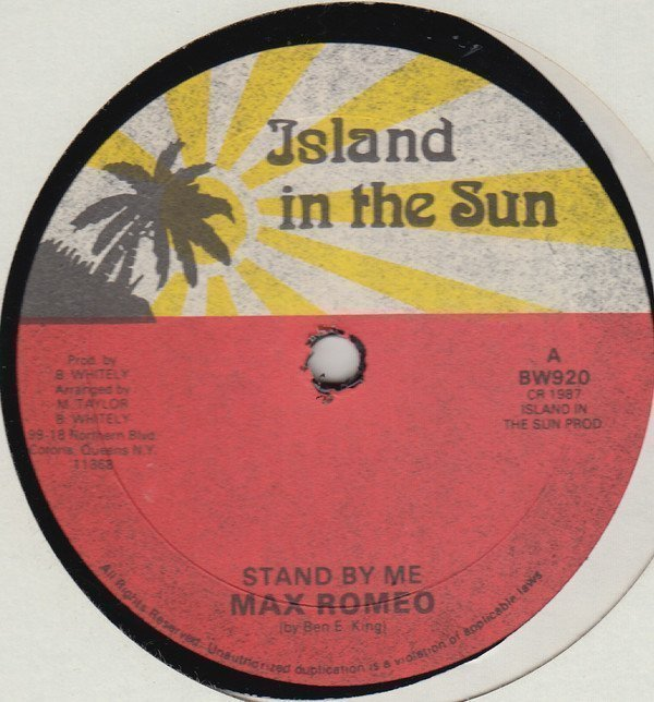 Max Romeo - Stand By Me / South Africa