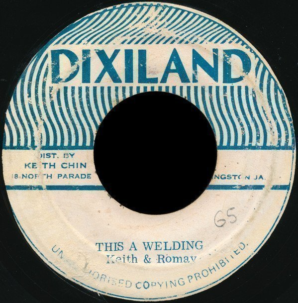Max Romeo - This A Welding