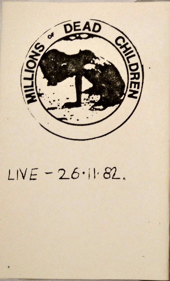 Mdc - Multi-Death Corporations / Live - 26•11•82