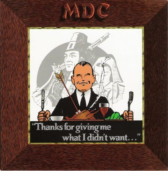 Mdc - Thanks For Giving Me What I Didn