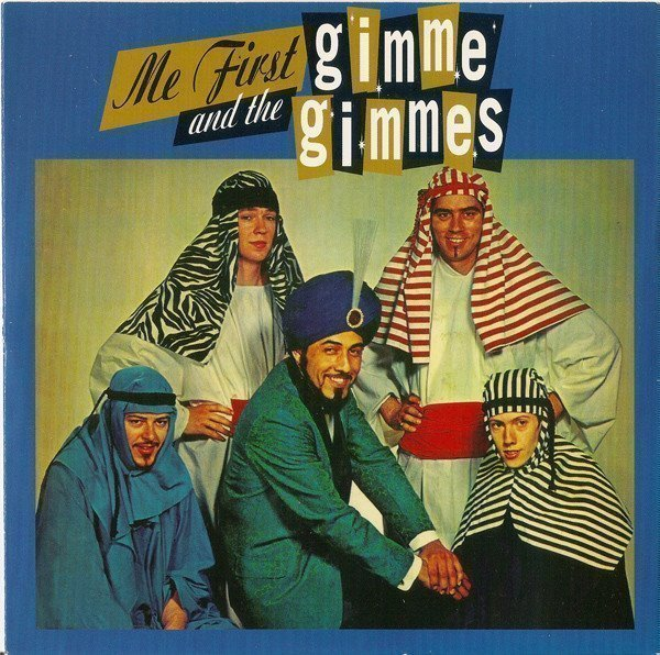 Me First  The Gimme Gimmes - Barry