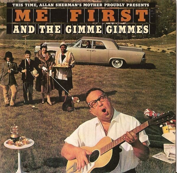 Me First  The Gimme Gimmes - Billy