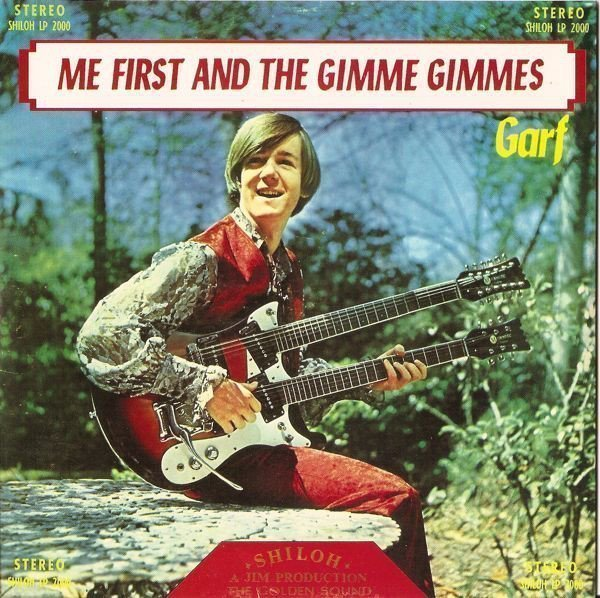 Me First  The Gimme Gimmes - Garf