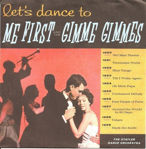 Me First  The Gimme Gimmes - Paul