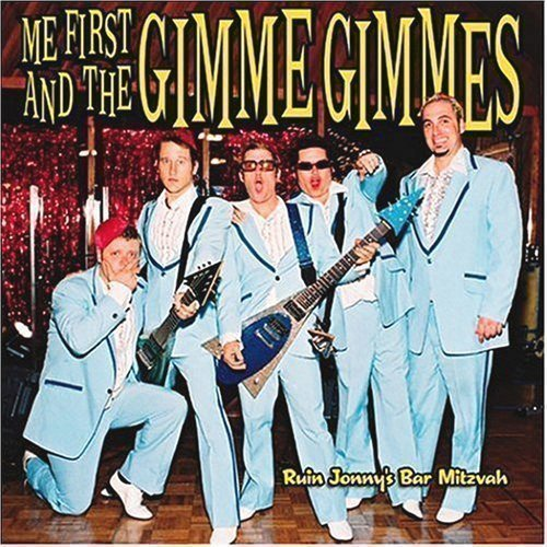 Me First  The Gimme Gimmes - Ruin Jonny