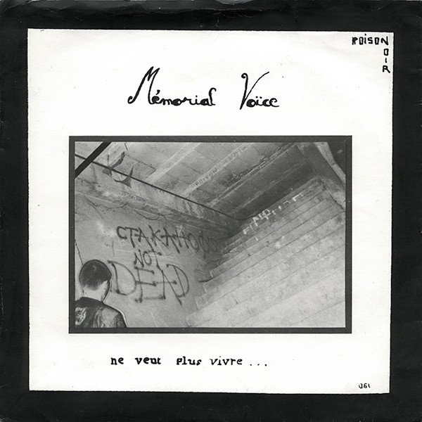 Memorial Voice - Stakanof Est Mort (Amant Anonyme)