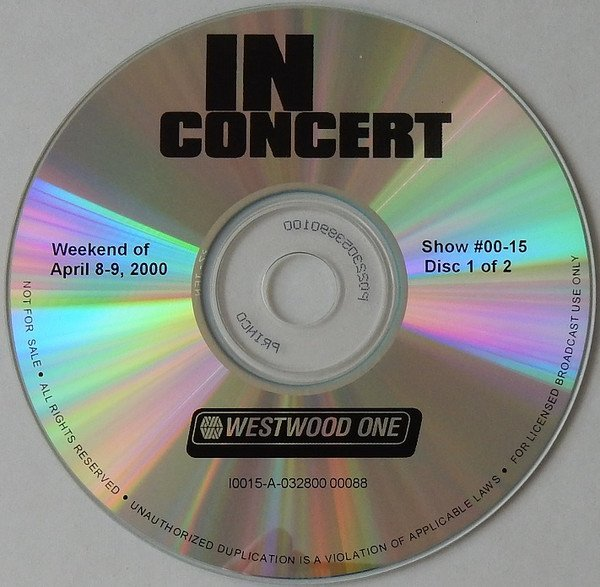 Mike Ness - Westwood One In Concert