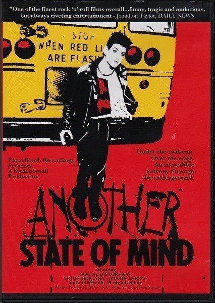 Minor Threat - Another State Of Mind
