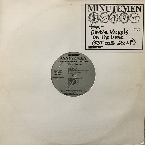 Minutemen - From Double Nickels On The Dime (Wheels Of Fortune)