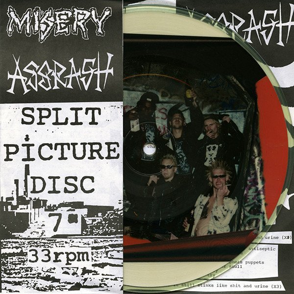 Misery - Misery / Assrash