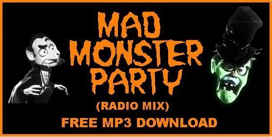 Misfits - Mad Monster Party (Radio Mix)
