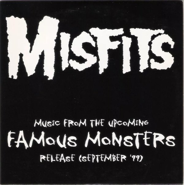 Misfits - Music From The Upcoming Famous Monsters Release (September