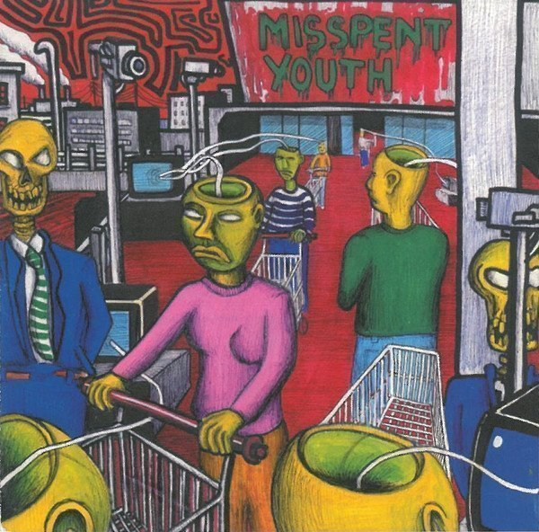 Misspent Youth - Misspent Youth