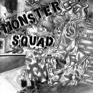 Monster Squad - Anxiety Ep