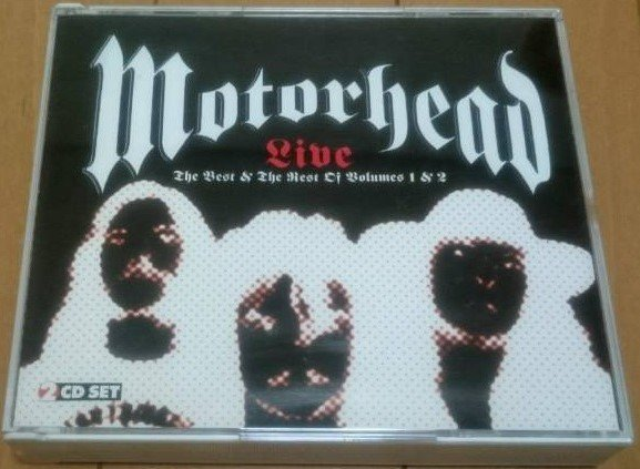 Motorhead - Live - The Best & The Rest Of Volumes 1 & 2
