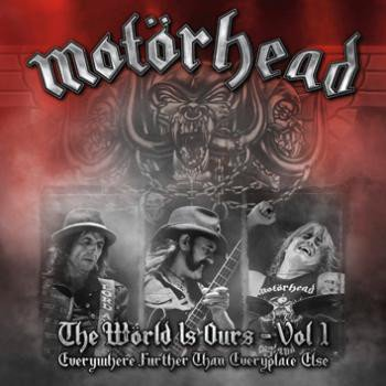 Motorhead - Motörbag - The Wörld Is Ours Vol. I & Vol. II - Anyplace Crazy As Anywhere Else