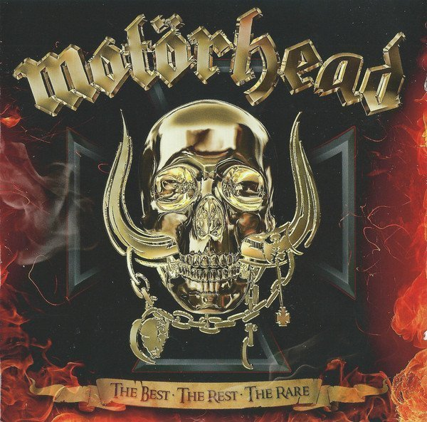 Motorhead - The Best - The Rest - The Rare