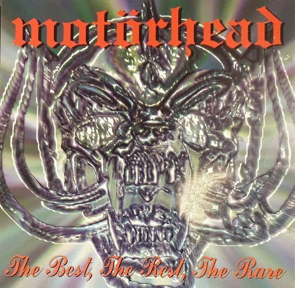 Motorhead - The Best, The Rest, The Rare