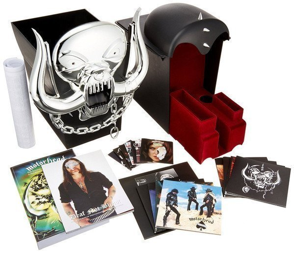 Motorhead - The Complete Early Years Box