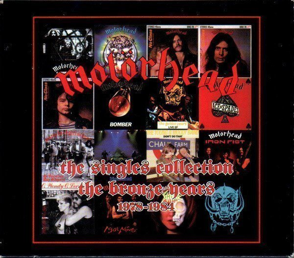 Motorhead - The Singles Collection: The Bronze Years 1978-1984