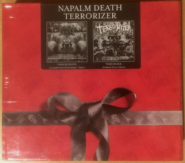 Napalm Death - Leaders Not Followers : Part 2 / Darker Days Ahead