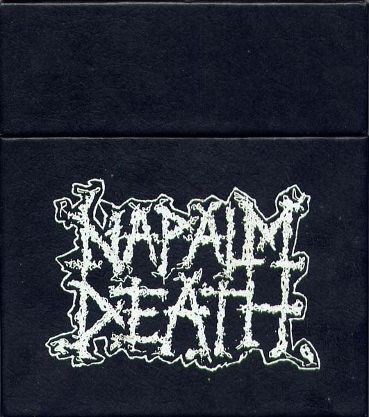 Napalm Death - Limited Edition Collectors Box Set