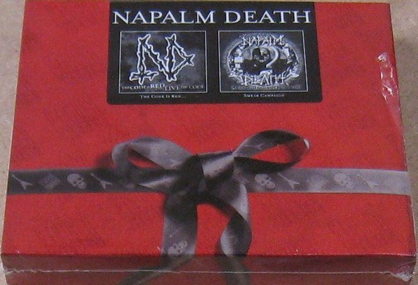 Napalm Death - The Code Is Red... Long Live The Code / Smear Campaign