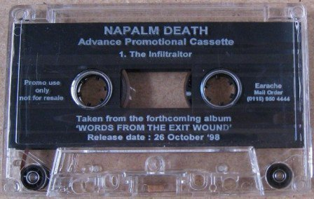 Napalm Death - The Infiltrator / Next Of Kin To Chaos