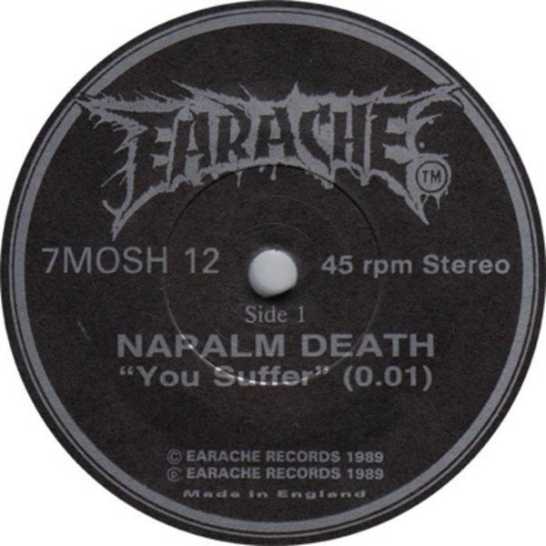 Napalm Death - You Suffer (Ralph Brown Remix)