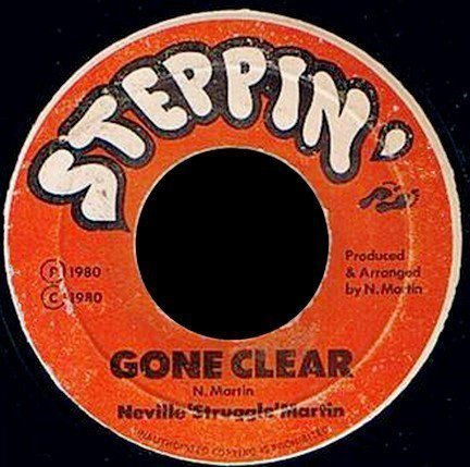 Neville Martin - Gone Clear