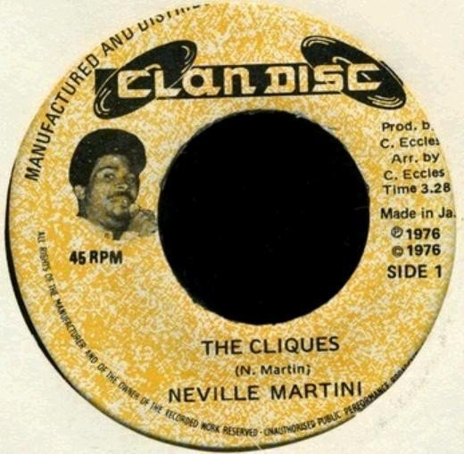 Neville Martin - The Cliques