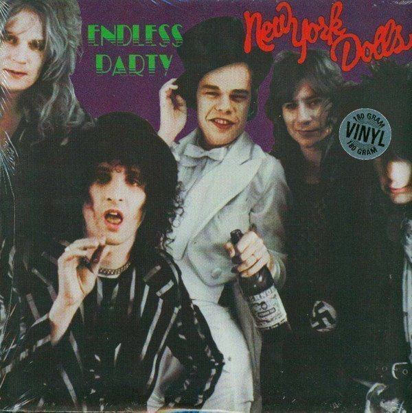 New York Dolls - Endless Party