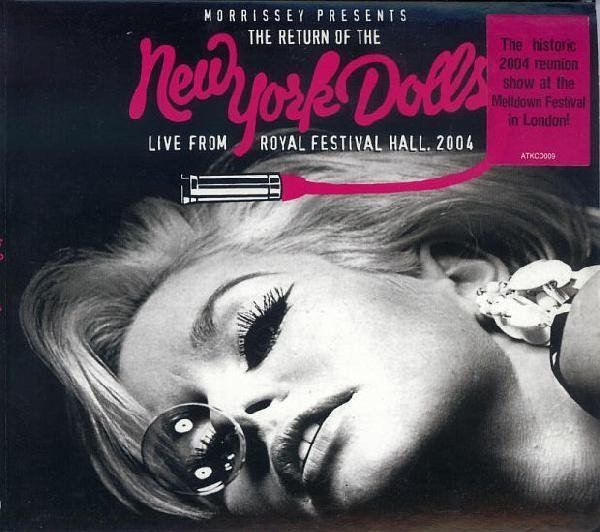 New York Dolls - Live From Royal Festival Hall, 2004