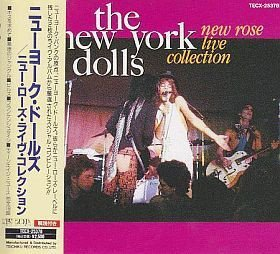 New York Dolls - New Rose Live Collection