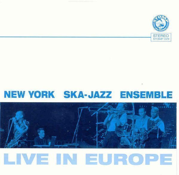 New York Ska Jazz Ensemble - Live In Europe