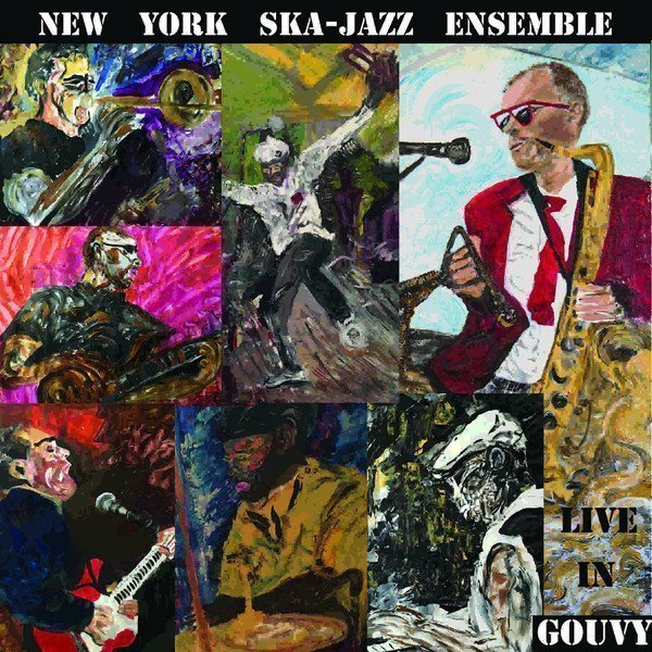 New York Ska Jazz Ensemble - Live In Gouvy
