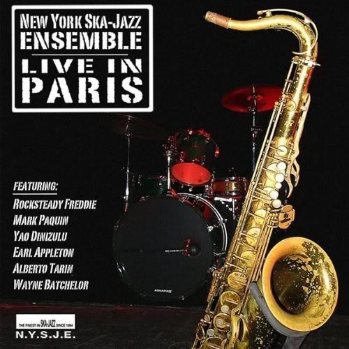 New York Ska Jazz Ensemble - Live In Paris