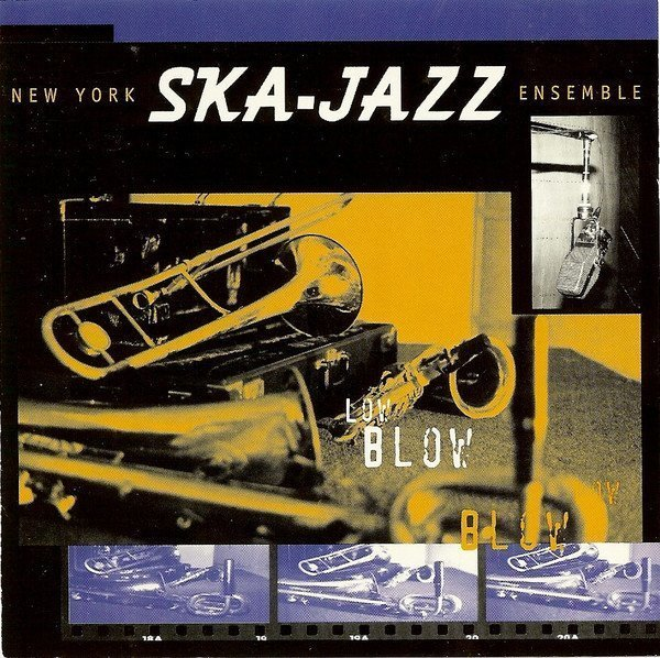 New York Ska Jazz Ensemble - Low Blow