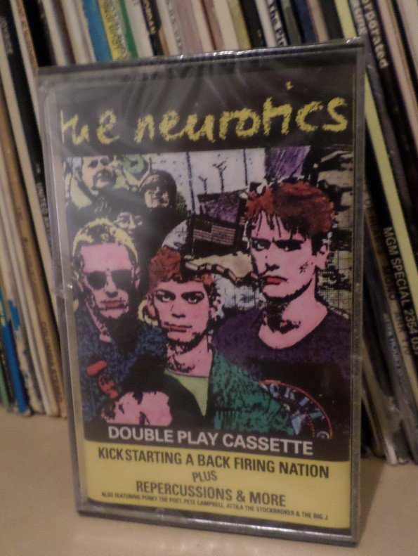 Newtown Neurotics - Kickstarting A Backfiring Nation Plus Repercussions & More