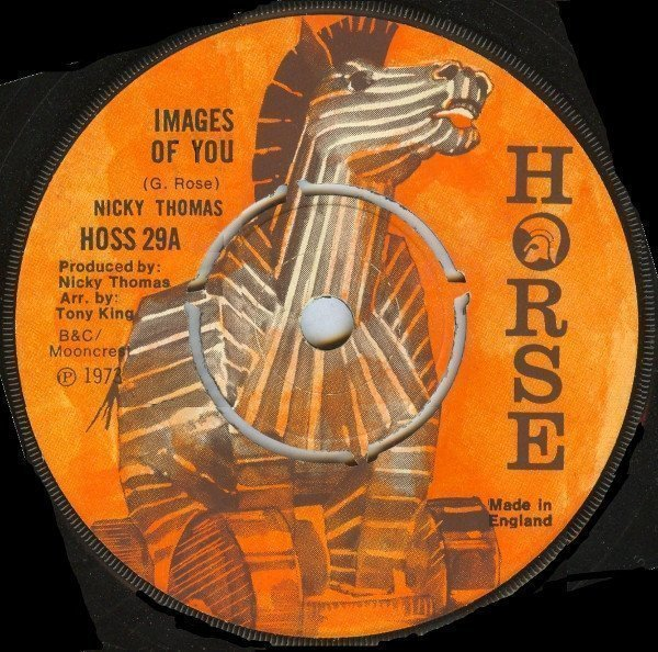 Nicky Thomas - Images Of You