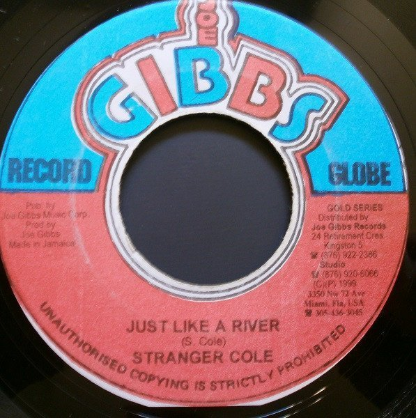 Nicky Thomas - Just Like A River / Have A Little Faith