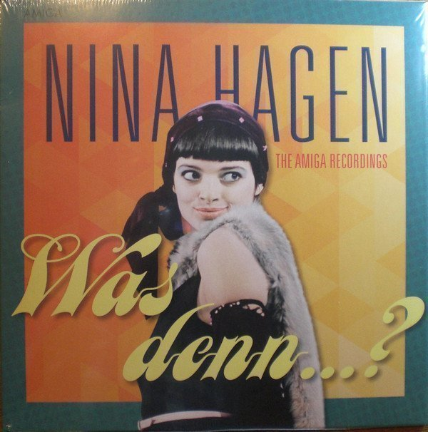 Nina Hagen - Was Denn… ? (The Amiga Recordings)